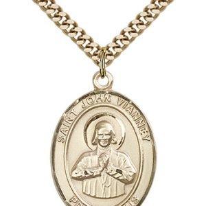St. John Vianney Medal - 82637 Saint Medal