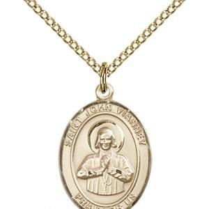 St. John Vianney Medal - 84009 Saint Medal