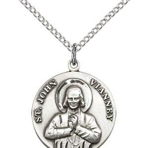 St. John Vianney Medal - 81729 Saint Medal