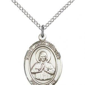 St. John Vianney Medal - 84011 Saint Medal
