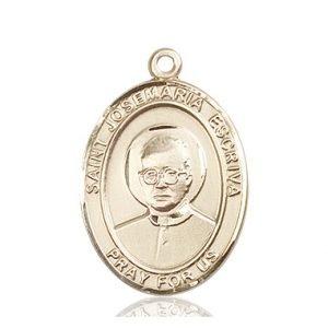 St. Josemaria Escriva Medal - 82842 Saint Medal