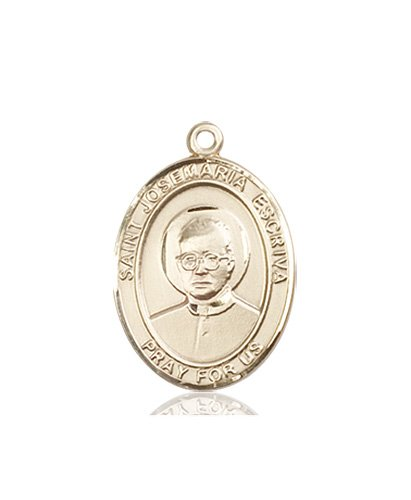 St. Josemaria Escriva Medal - 84214 Saint Medal