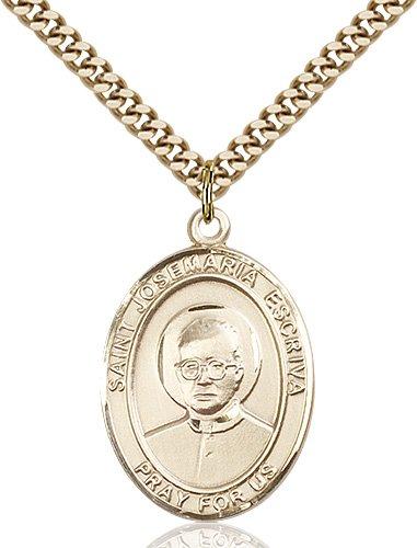 St. Josemaria Escriva Medal - 82841 Saint Medal