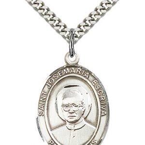 St. Josemaria Escriva Medal - 82843 Saint Medal