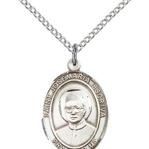 St. Josemaria Escriva Medal - 84215 Saint Medal