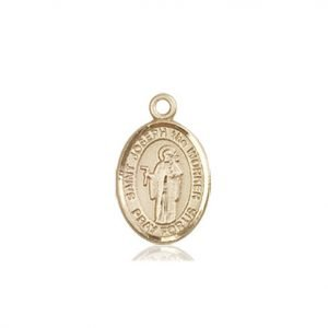 St. Joseph the Worker Charm - 85058 Saint Medal