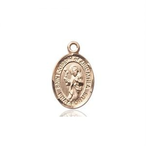 St. Joseph of Arimathea Charm - 14 KT Gold (#85236)