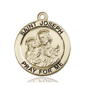 St. Joseph Medal - 81750 Saint Medal