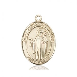 St. Joseph the Worker Medal - 83869 Saint Medal