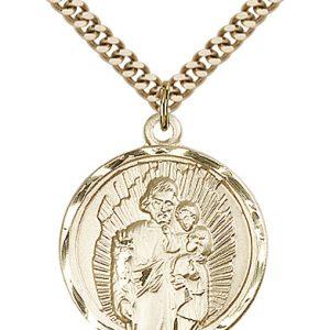 St. Joseph Medal - 81572 Saint Medal