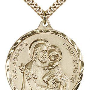 St. Joseph Medal - 81610 Saint Medal