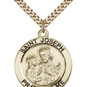 St. Joseph Medal - 81749 Saint Medal