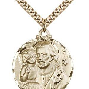 St. Joseph Medal - 81776 Saint Medal