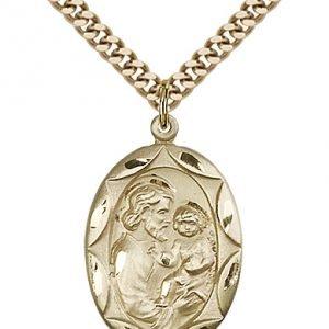 St. Joseph Medal - 83073 Saint Medal