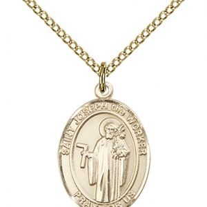 St. Joseph the Worker Medal - 83868 Saint Medal