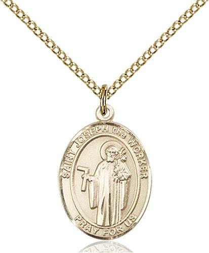 St. Joseph the Worker Medal - 83868 Saint Medal
