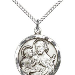 St. Joseph Medal - 19069Saint Medal