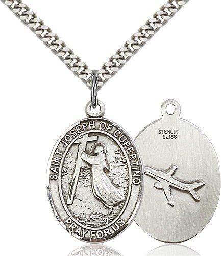 St. Joseph of Cupertino Medal - 19087Saint Medal