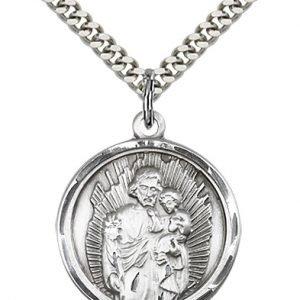 St. Joseph Medal - 81574 Saint Medal