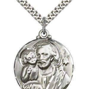 St. Joseph Medal - 81778 Saint Medal