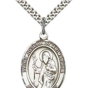St. Joseph of Arimathea Medal - 82678 Saint Medal