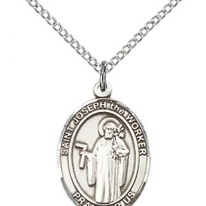 St. Joseph the Worker Medal - 83870 Saint Medal