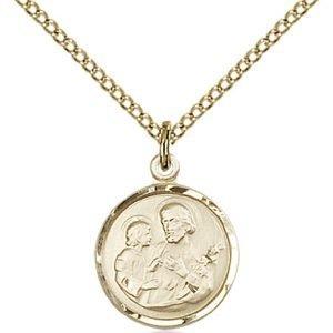 St. Joseph Pendant - 83021 Saint Medal