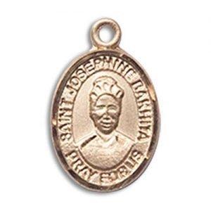 St. Josephine Bakhita Charm - 14 Karat Gold Filled (#85394)