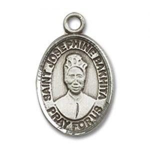 St. Josephine Bakhita Charm - Sterling Silver (#85396)