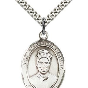 St. Josephine Bakhita Medal - 82837 Saint Medal
