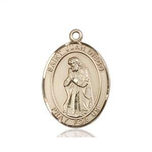 St. Juan Diego Medal - 83587 Saint Medal