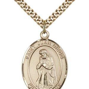 St. Juan Diego Medal - 82220 Saint Medal