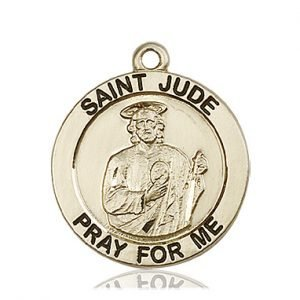 St. Jude Medal - 81747 Saint Medal