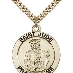 St. Jude Medal - 81746 Saint Medal