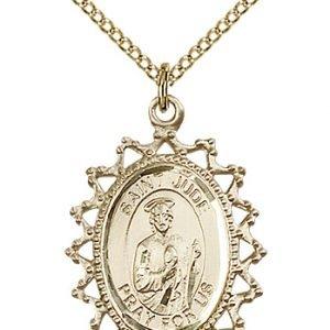1c34534b257 St Jude Items - Catholic Saint Medals