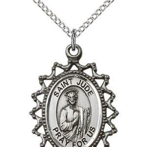 St. Jude Medal - 83106 Saint Medal