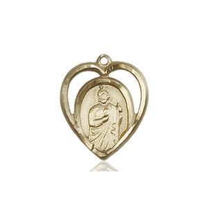 St. Jude Pendant - 83212 Saint Medal