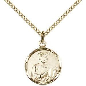 St. Jude Pendant - 83018 Saint Medal