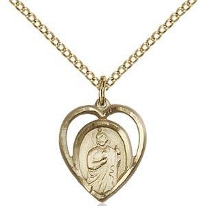 St. Jude Pendant - 83211 Saint Medal
