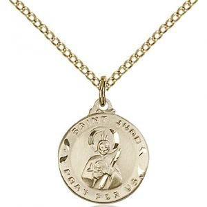 St. Jude Pendant - 83229 Saint Medal