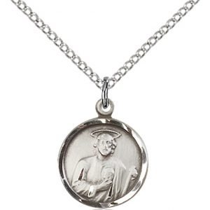 St. Jude Pendant - 19163 Saint Medal