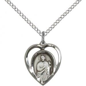St. Jude Pendant - 19165 Saint Medal