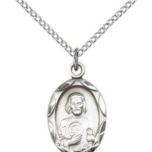 St. Jude Pendant - 83047 Saint Medal