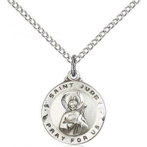St. Jude Pendant - 83231 Saint Medal