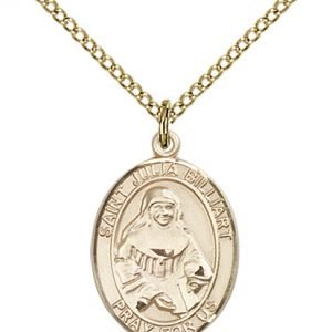 St. Julia Billiart Medal - 83967 Saint Medal