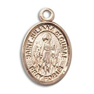 St. Juliana Charm - 85427 Saint Medal