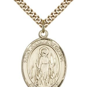 St. Juliana Medal - 82868 Saint Medal