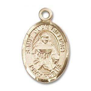 St. Julie Billiart Charm - 14 Karat Gold Filled (#84793)
