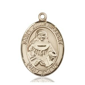 St. Julie Billiart Medal - 82236 Saint Medal