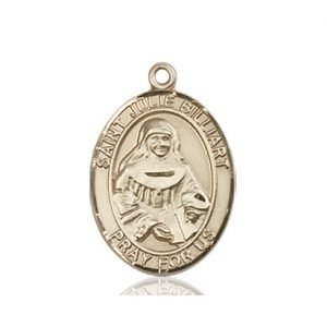St. Julie Billiart Medal - 83602 Saint Medal